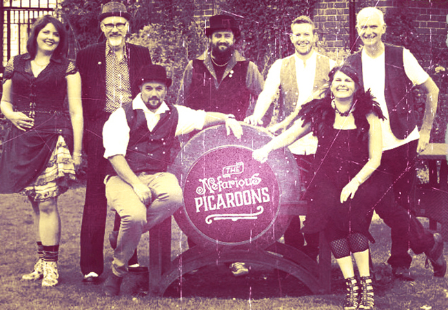 The Nefarious Picaroons